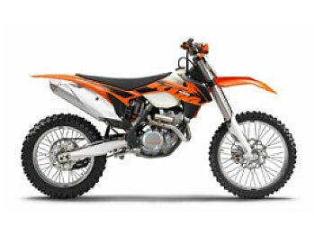 2013 KTM 350XC-F for sale 200443095