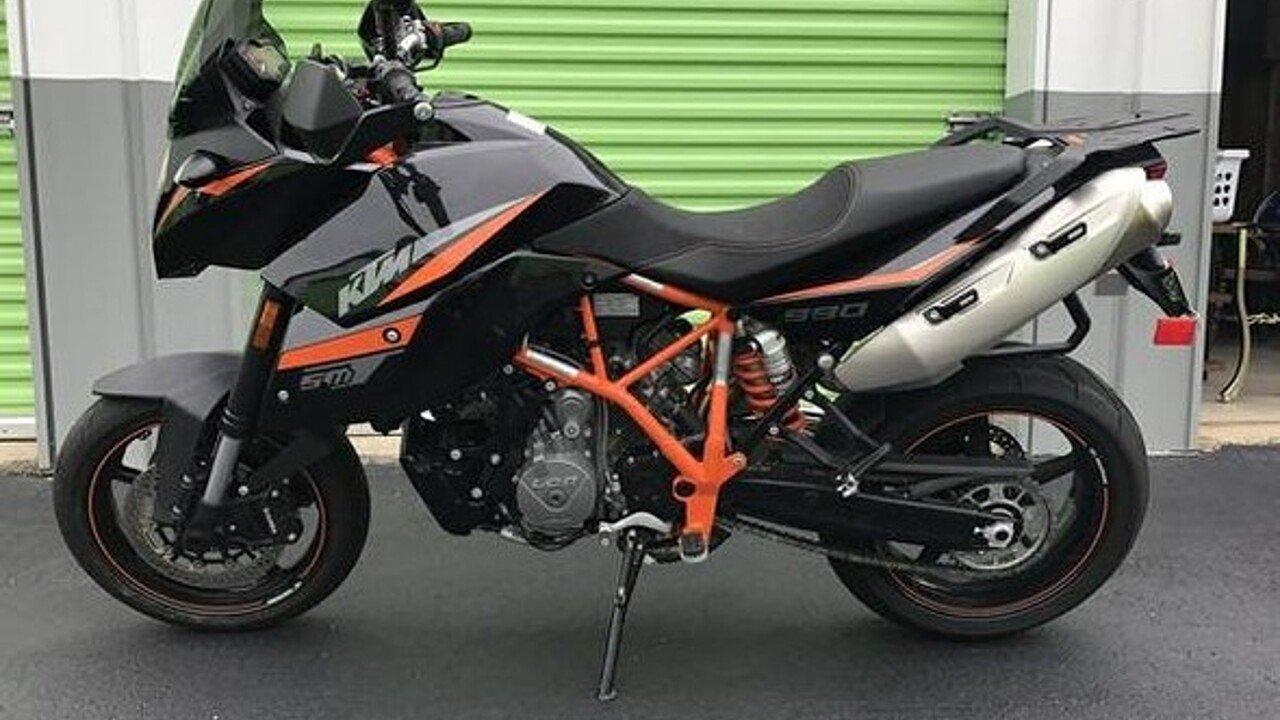 2013 KTM 990SMT for sale 200464385