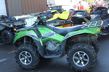 2013 Kawasaki Brute Force 750 for sale 200445916