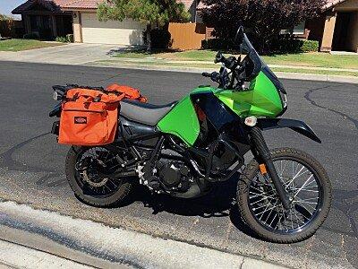 2013 Kawasaki KLR650 for sale 200499780