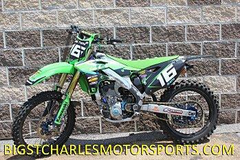 2013 Kawasaki KX250F for sale 200590494