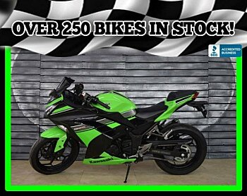 2013 Kawasaki Ninja 300 for sale 200457483