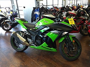 2013 Kawasaki Ninja 300 for sale 200543906