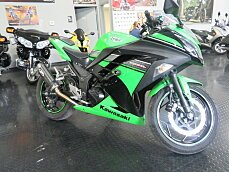 2013 Kawasaki Ninja 300 for sale 200589445
