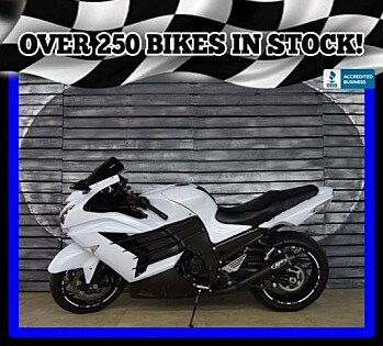 2013 Kawasaki Ninja ZX-14R for sale 200549283