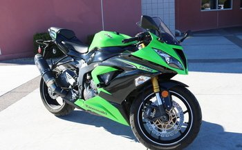 2013 Kawasaki Ninja ZX-6R for sale 200407676