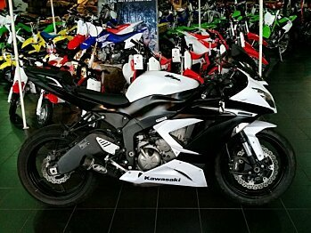 2013 Kawasaki Ninja ZX-6R for sale 200495153