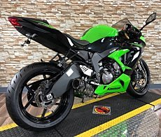 2013 Kawasaki Ninja ZX-6R for sale 200559494
