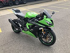 2013 Kawasaki Ninja ZX-6R for sale 200581057