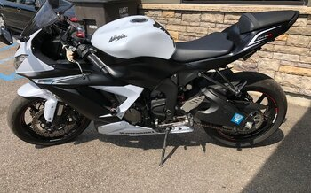 2013 Kawasaki Ninja ZX-6R for sale 200603655