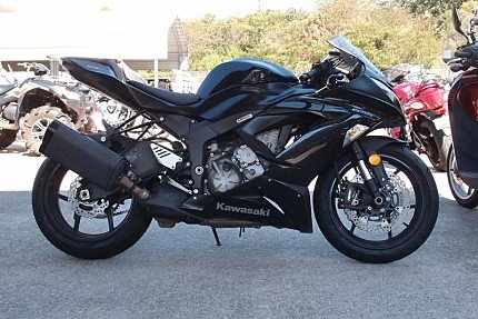 2013 Kawasaki Ninja ZX-6R for sale 200621795