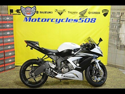 2013 Kawasaki Ninja ZX-6R for sale 200643210