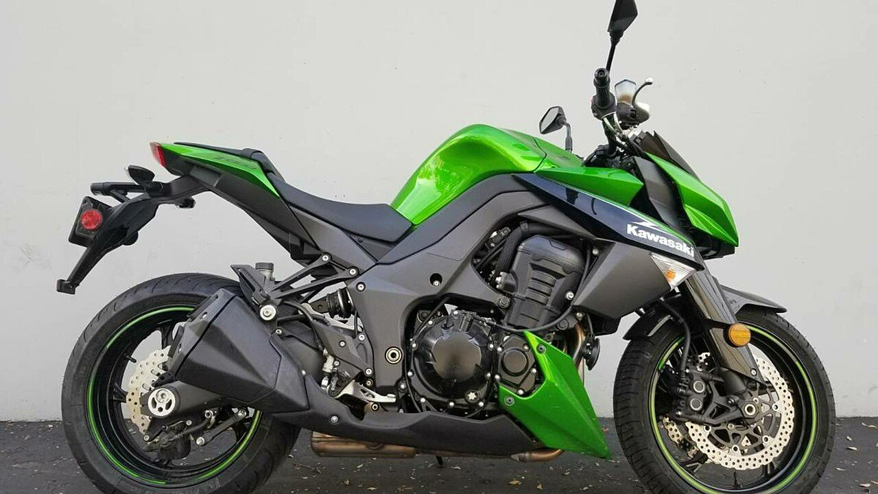 2013 Kawasaki Z1000 for sale near Santa Clara, California 95054 ...