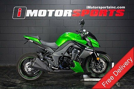 2013 Kawasaki Z1000 for sale 200551767