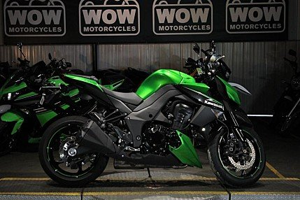 2013 Kawasaki Z1000 for sale 200564179