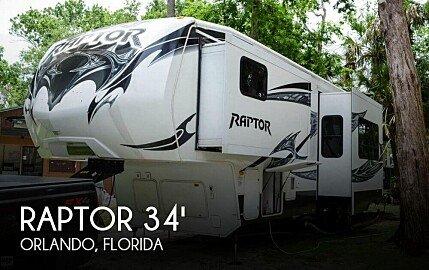 2013 Keystone Raptor for sale 300163283