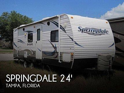 2013 Keystone Springdale for sale 300118829