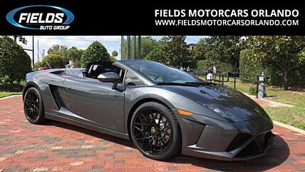 2013 Lamborghini Gallardo LP 560-4 Spyder for sale 100834940