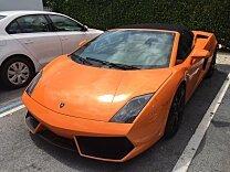 2013 Lamborghini Gallardo LP 550-2 Spyder for sale 100874805