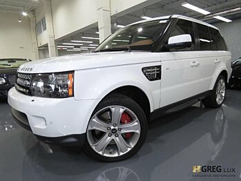2013 Land Rover Range Rover Sport Supercharged for sale 101027094