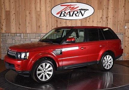 2013 Land Rover Range Rover Sport HSE LUX for sale 100881792