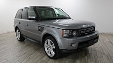 2013 Land Rover Range Rover Sport HSE LUX for sale 100895358