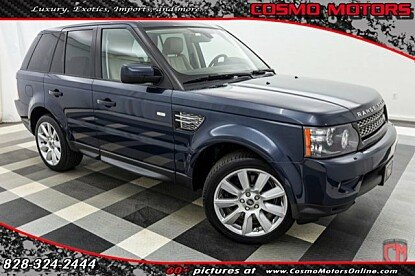 2013 Land Rover Range Rover Sport HSE LUX for sale 100961063