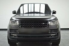 2013 Land Rover Range Rover Supercharged for sale 100842776