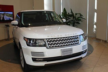 2013 Land Rover Range Rover HSE for sale 100863671