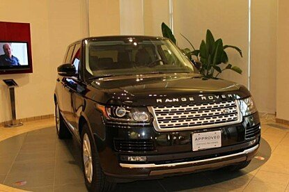 2013 Land Rover Range Rover HSE for sale 100867503