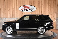 2013 Land Rover Range Rover HSE for sale 100893101