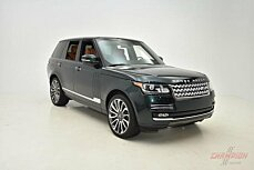2013 Land Rover Range Rover Autobiography for sale 100923659