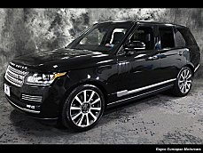 2013 Land Rover Range Rover Autobiography for sale 100998569