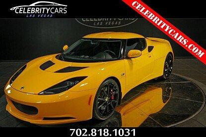 2013 Lotus Evora 2+2 for sale 100887257