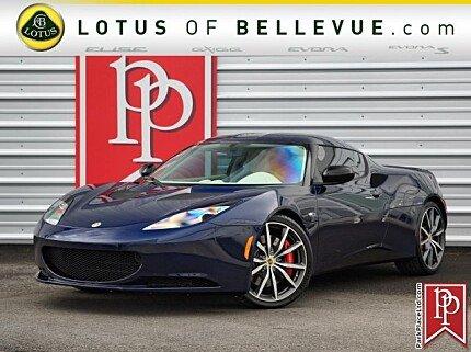 2013 Lotus Evora S 2+2 for sale 100951536