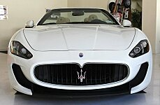 2013 Maserati GranTurismo Sport Convertible for sale 100780723