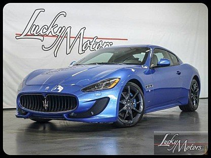 2013 Maserati GranTurismo Coupe for sale 100782830