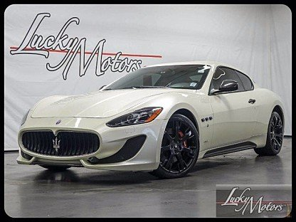 2013 Maserati GranTurismo Coupe for sale 100782831
