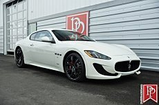 2013 Maserati GranTurismo Coupe for sale 100850604