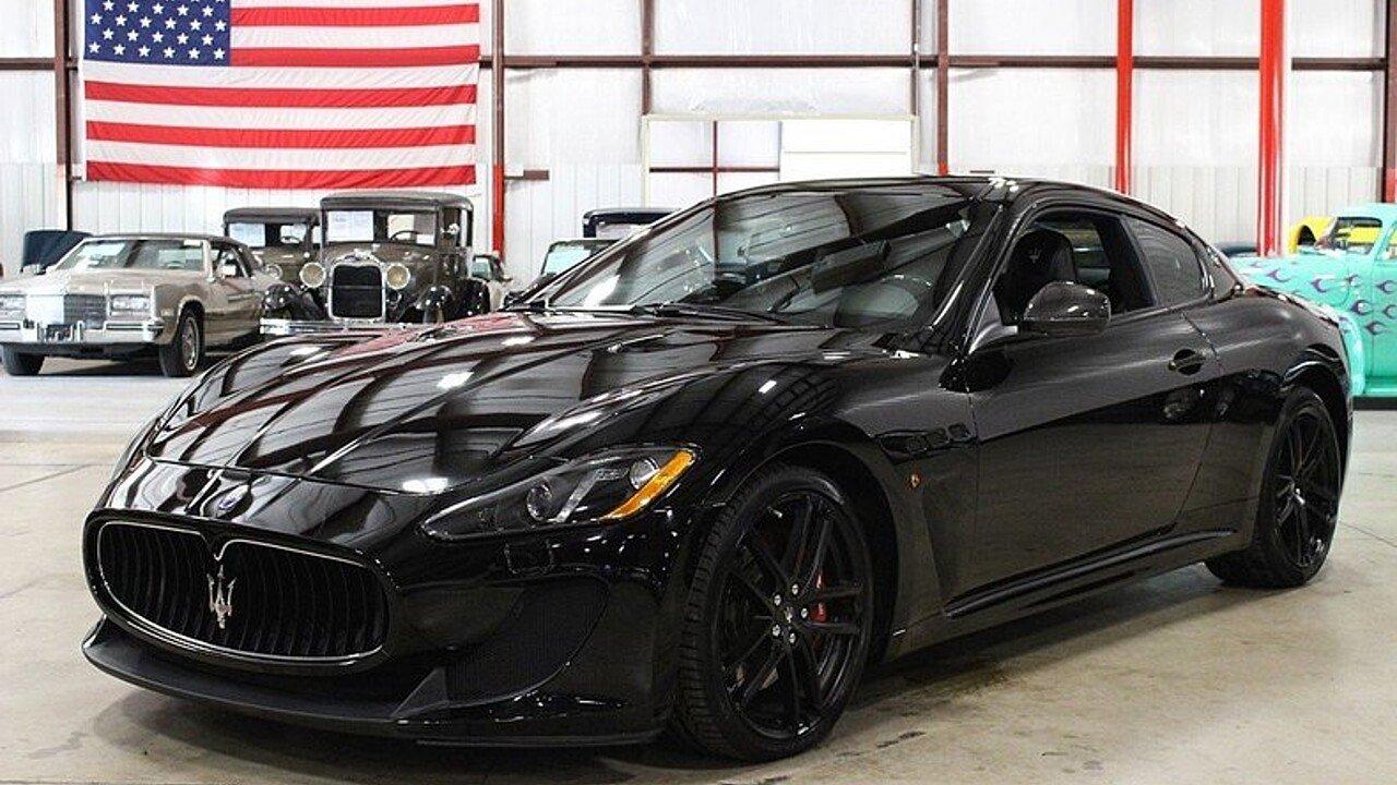 2013 Maserati GranTurismo Coupe for sale 100895998