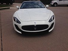 2013 Maserati GranTurismo Sport Convertible for sale 100722430