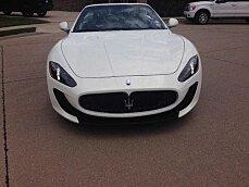 2013 Maserati GranTurismo Sport Convertible for sale 100722430
