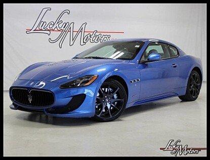 2013 Maserati GranTurismo Coupe for sale 100888426