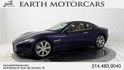 2013 Maserati GranTurismo for sale 100900401