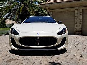2013 Maserati GranTurismo Sport Convertible for sale 100998663