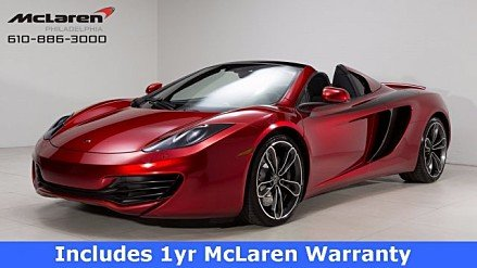 2013 McLaren MP4-12C Spider for sale 100896452