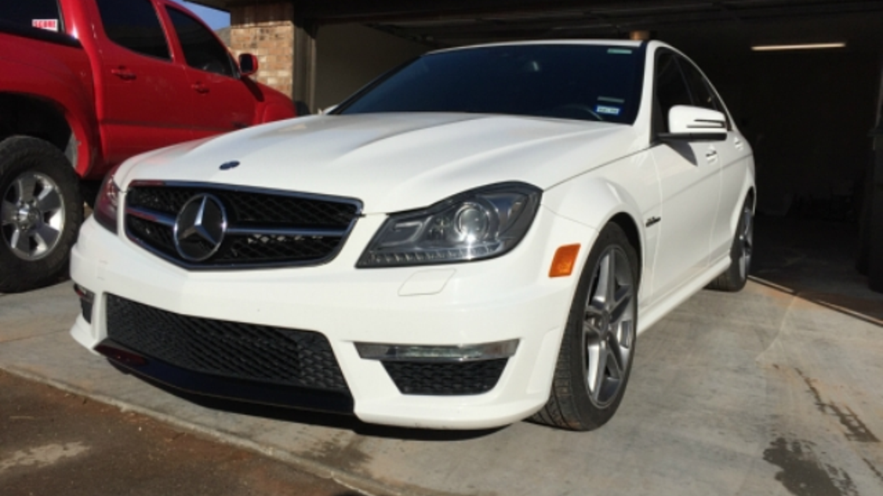 2013 mercedes benz c63 amg sedan for sale near el paso texas 77027 classics on autotrader. Black Bedroom Furniture Sets. Home Design Ideas