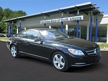 2013 Mercedes-Benz CL550 for sale 100904475