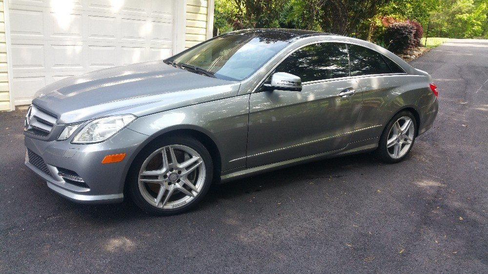 2013 Mercedes Benz E550 Coupe For Sale 100759458
