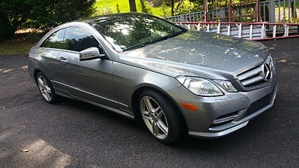 2013 Mercedes-Benz E550 Coupe for sale 100759458